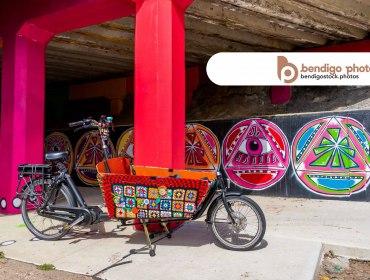 Bike Bendigo - Bendigo Stock Photos