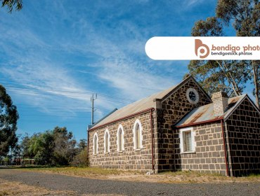 Uniting Church - Axedale Stock Images
