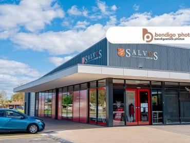 Salvos Stores Epsom - Bendigo Stock Photos