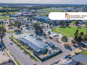 Epsom - Bendigo Stock Photos