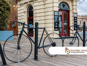 City Family Hotel - Bendigo Stock Photos