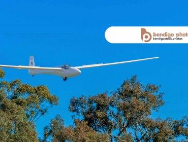 Bendigo Gliding Club - Bendigo Stock Photos
