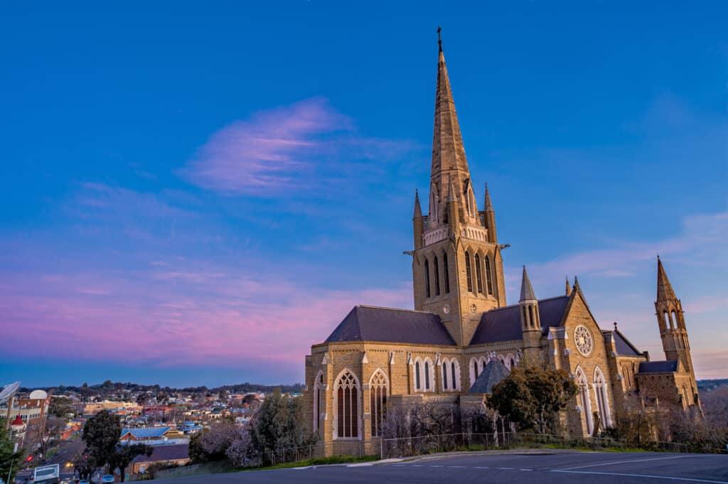 Sacred Heart Cathedral, Photos of Bendigo